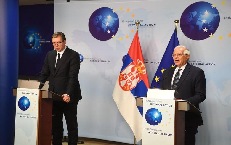 欧盟希望塞尔维亚,科索沃于5月11日恢复正常化谈判 - 伯尔尔