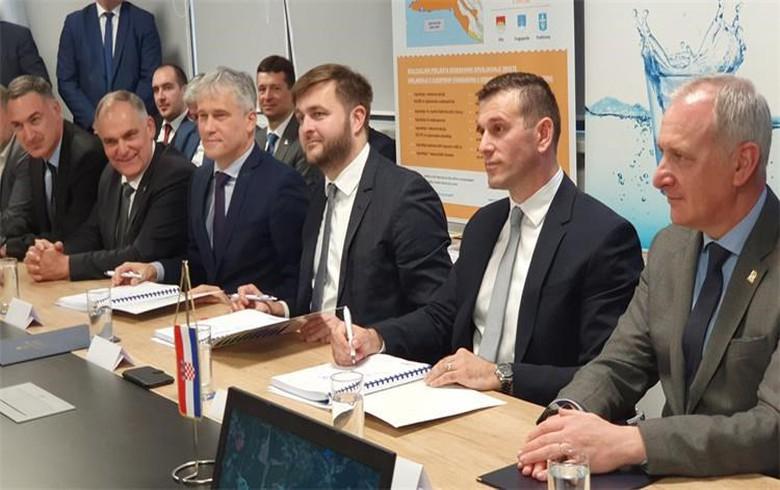 Croatia's Split-Solin area gets 975 mln kuna (131 mln euro) EU funding for water project