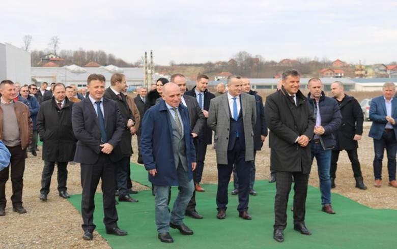 Bosnia's TMD Group starts building plant for electric car parts