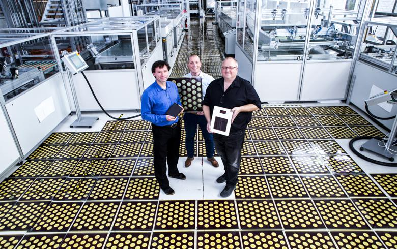 Fortum buys into Swedish indoor solar cells maker Exeger