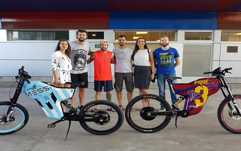 Croatia's Rimac affiliate Greyp Bikes raises 1.44 mln euro in equity token offering