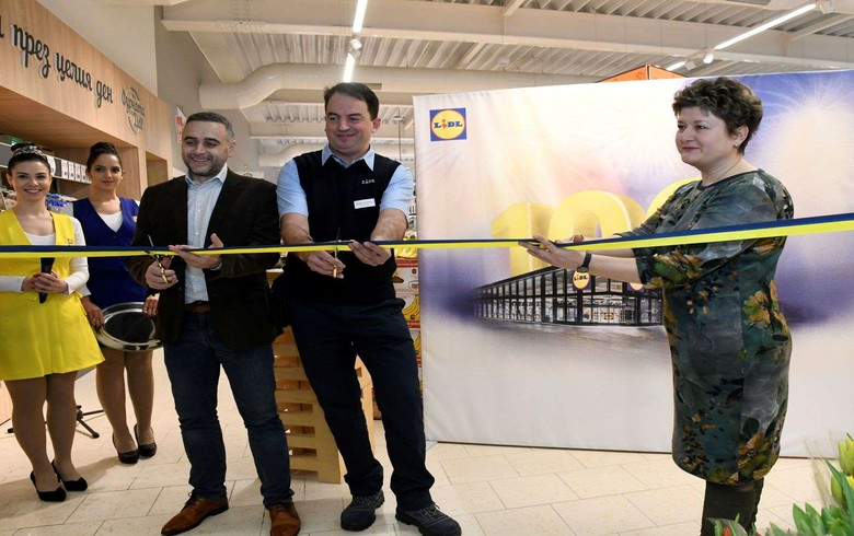 Lidl Bulgaria opens 100th store