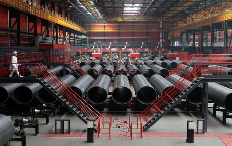 ChelPipe to supply large diameter pipes to Romania's OMV Petrom