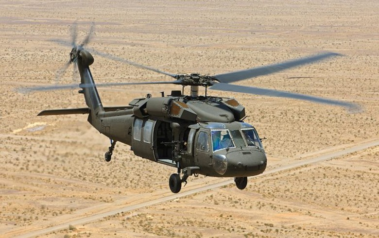 Croatian parl committee approves purchase of two Black Hawk helicopters