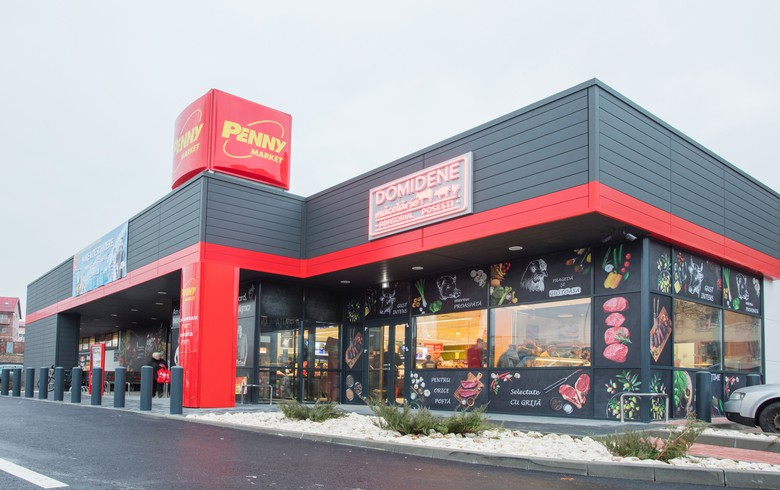REWE opens new Penny supermarket in Bucharest