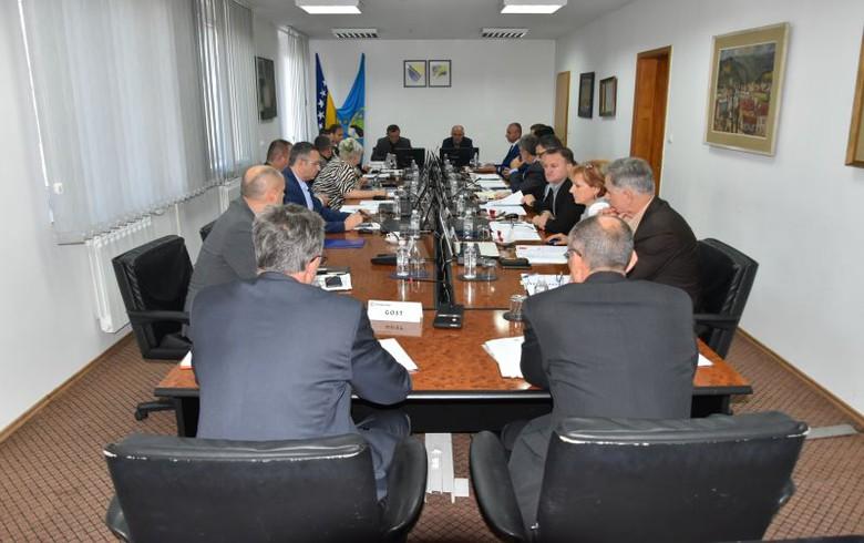 Bosnia's Tuzla Canton govt approves 45-km road construction project