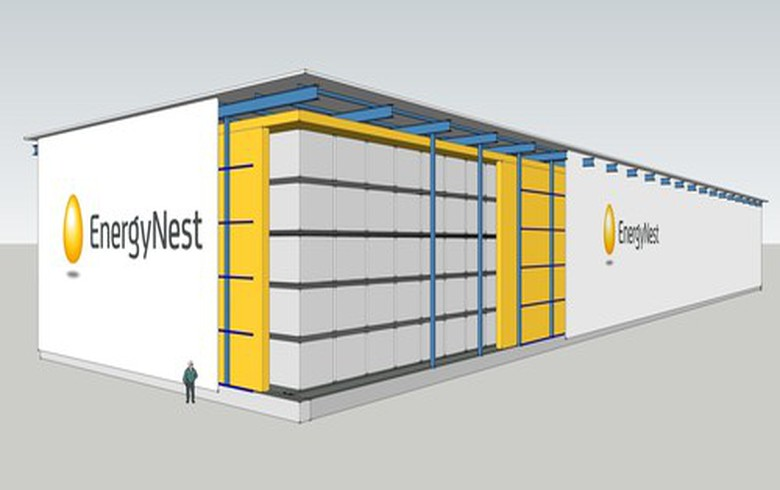 Eni to produce renewable steam using EnergyNest thermal battery
