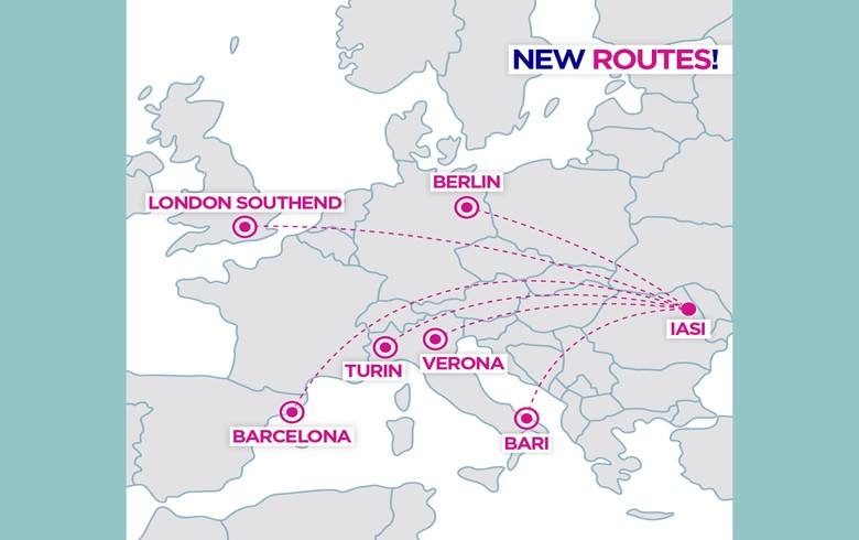 Wizz Air To Allocate New Aircraft To Romanian Fleet Launch Six Routes From Iasi In Aug