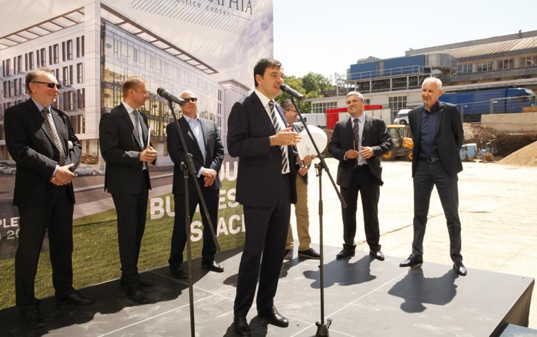 Ag Capital Northrige Capital Start Construction Of 10 Mln Euro