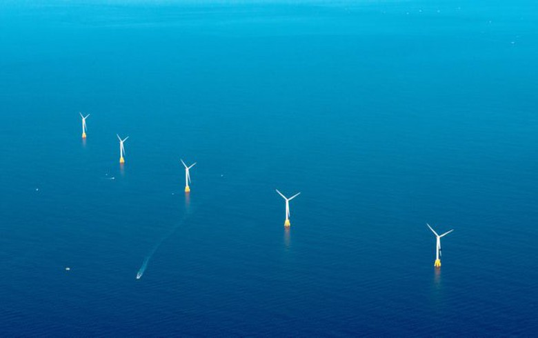 Ørsted, Eversource officially take part in NY offshore wind tender