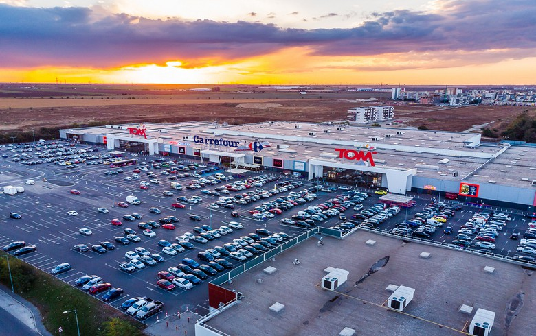 Catinvest invests 3 mln euro in first expansion phase of TOM Constanta shopping mall