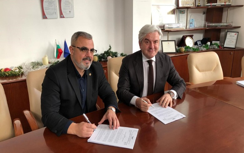 Bulgaria's BDZ Passengers signs 70 mln euro train maintenance deal with Alstom
