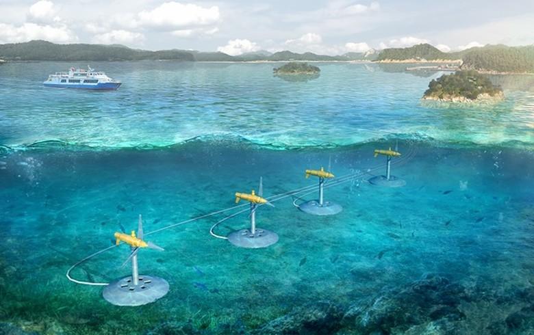 EMEC to help develop 4.5-MW tidal energy test site in Korea