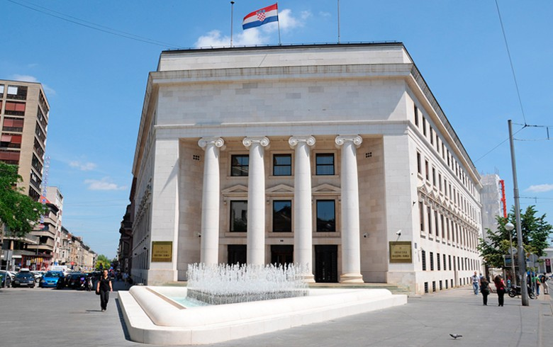 Croatian c-bank cuts mandatory reserves requirement to 9% from 12%