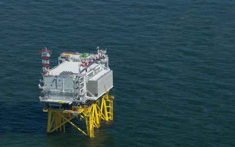 TenneT's Borssele Alpha offshore wind link now completed