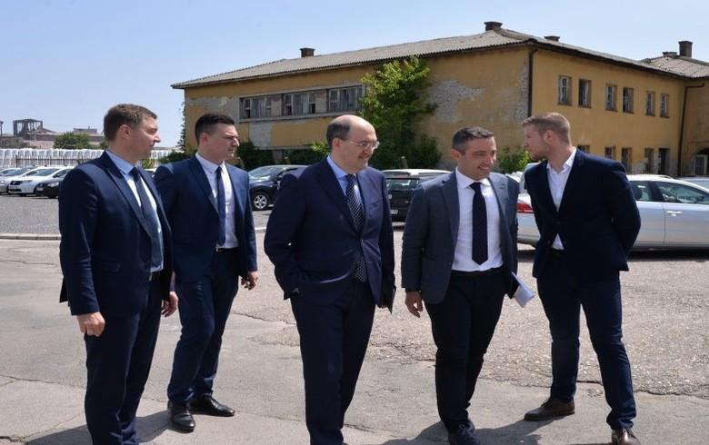 Italian wiring maker Selettra opens factory in Serbia