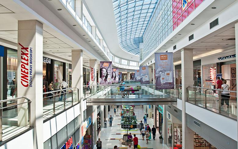 Croatia's Mid Bau investing 18 mln euro in Pula City Mall expansion - report