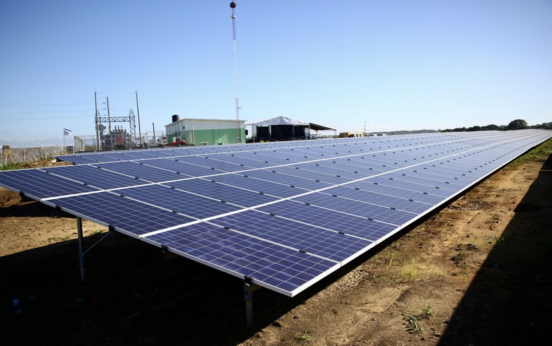 Dominican Republic brings online 50-MW solar farm