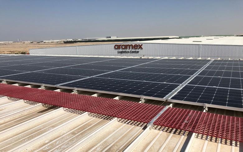 Aramex adds 3.2 MW of solar atop Dubai logistics facility