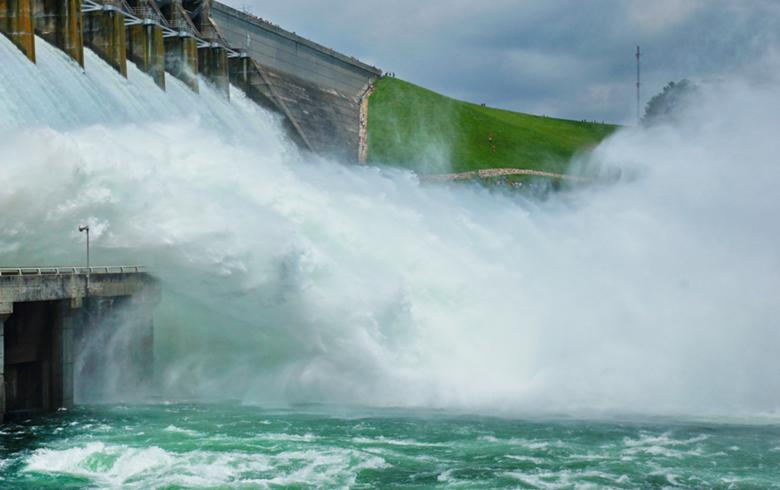 Voltalia's 4.5-MW HPP in France starts generating power