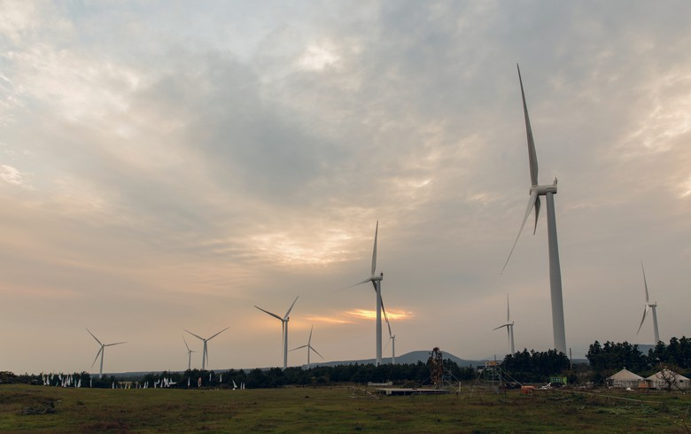 South Korea targets 30-35% renewable power share by 2040