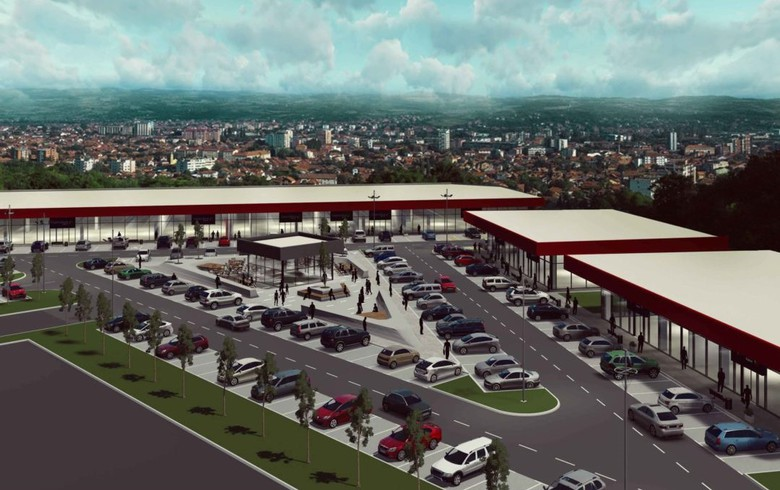 UK's Poseidon to build 10 mln euro retail park in Serbia's Zajecar