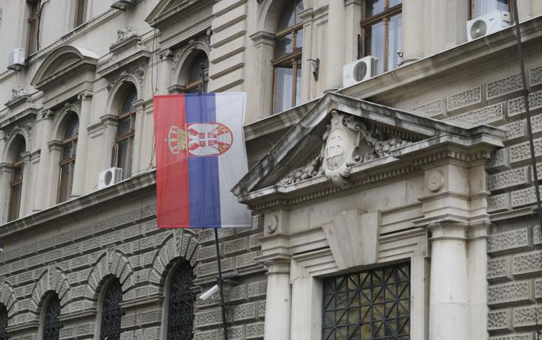 UPDATE 1 - Serbia's c-bank holds key repo rate at 2.5%