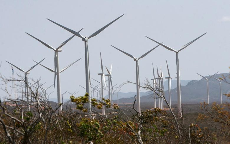 Brazil's wind generation rises 63% in early Mar