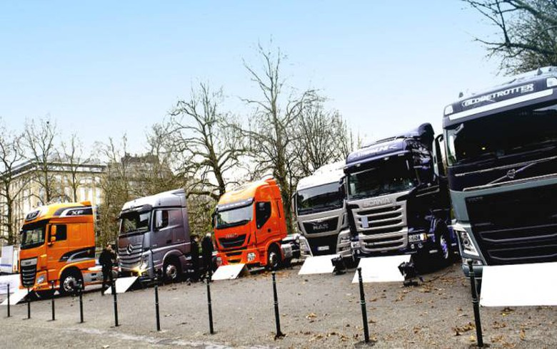 Romania's Jan-Aug new commercial vehicle registrations increase - ACEA