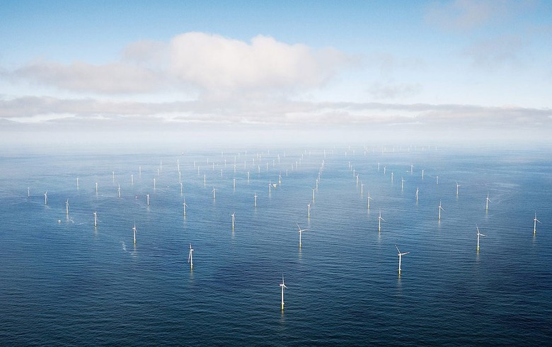 UK offshore wind farms achieve highest Jan load factors since 2015