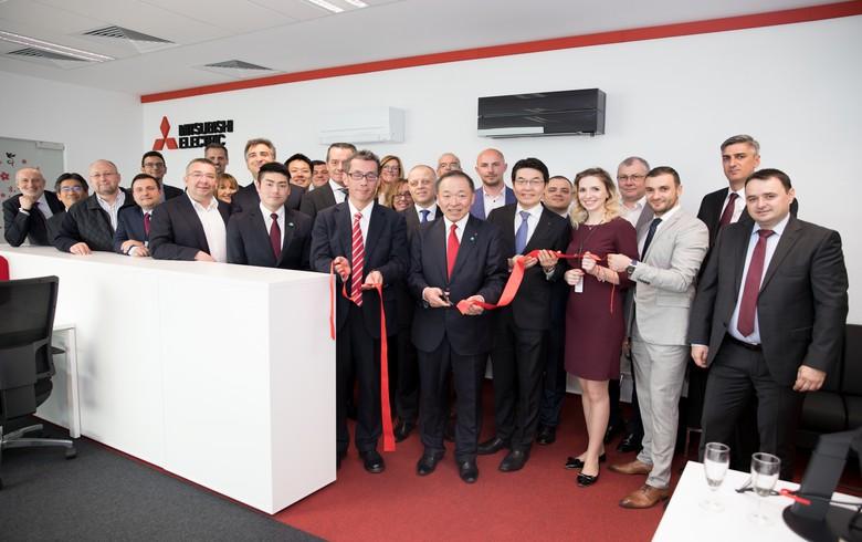 Mitsubishi Electric Europe opens branch in Romania