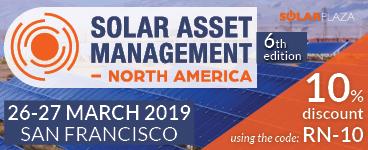 Solar Asset Management North America conference