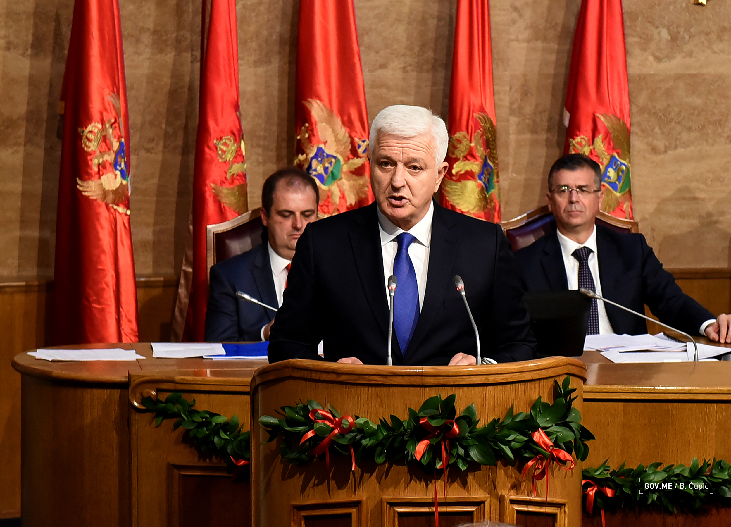 Montenegrin govt plans fiscal measures aimed to turn budget to surplus by end-2019