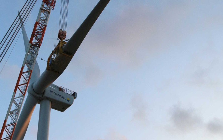 to-the-point: A2Sea installs final turbine at Vattenfall's Horns Rev 3