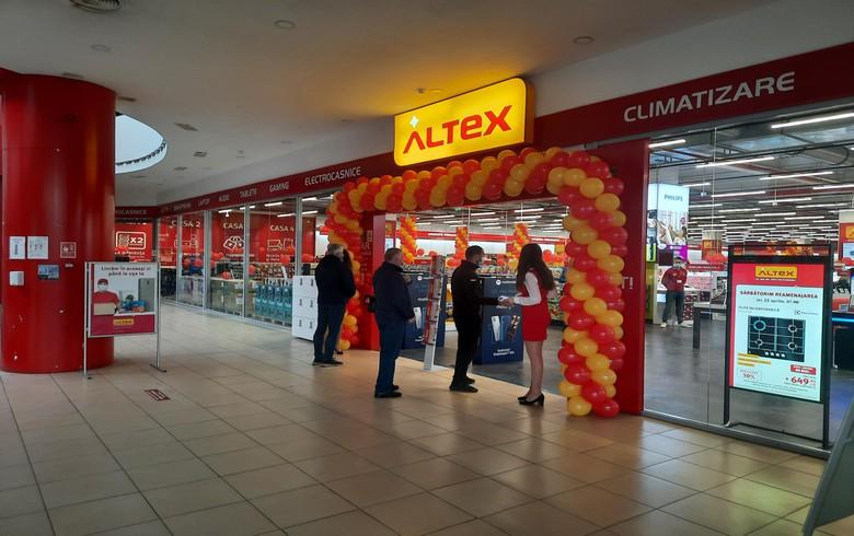 罗马尼亚IT&C零售商Altex在商店改革中投资1毫升欧元