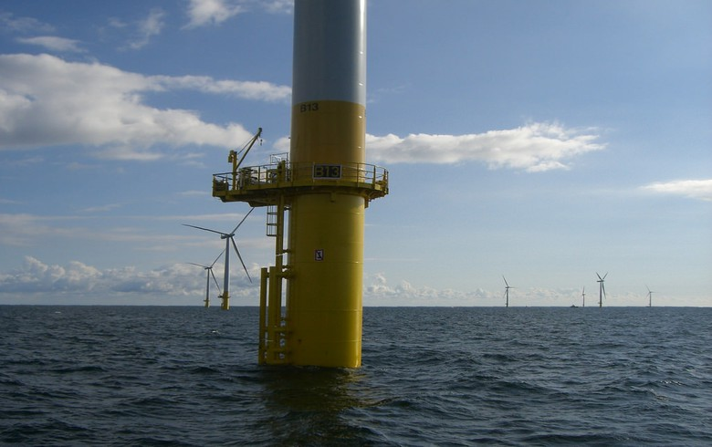 UPDATE - EDPR sells stake in French offshore wind project for EUR 43m