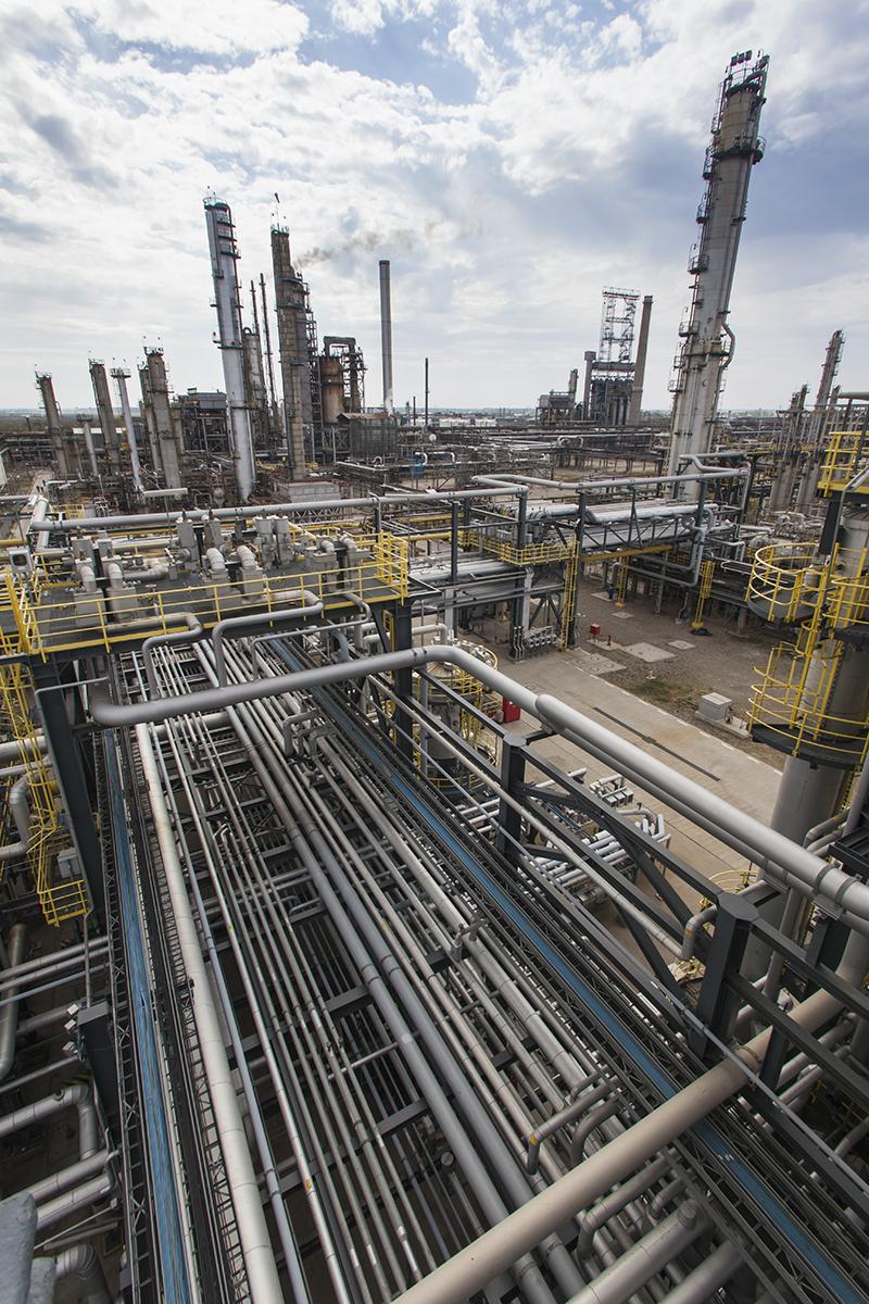 Romania's OMV Petrom invests 60 mln euro in new unit at Petrobrazi refinery