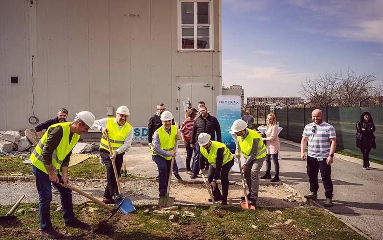 保加利亚的Neterra为新的数据中心破土动工