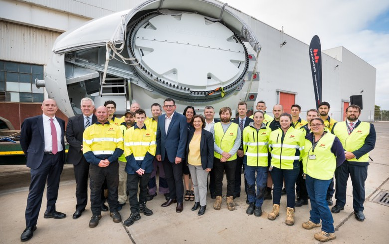 Vestas moves on with plans for Aussie wind hub