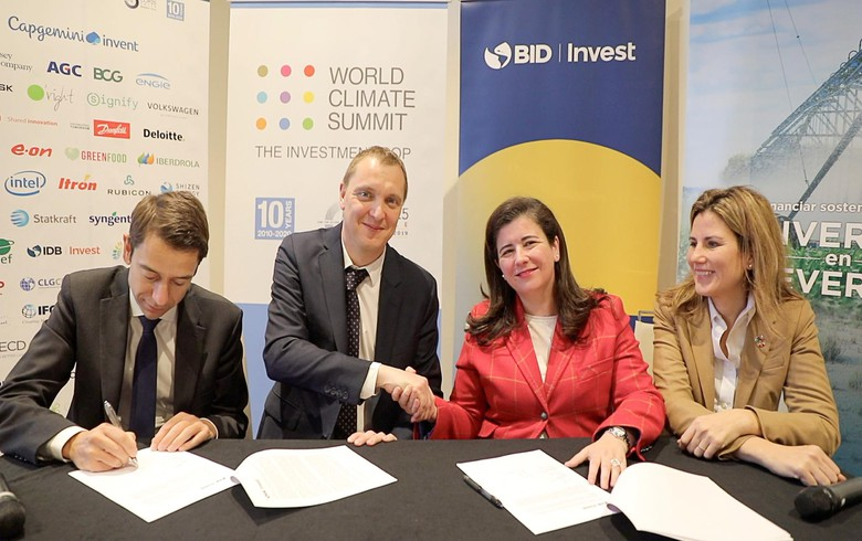 IDB Invest, Engie to speed up decarbonisation in Chile