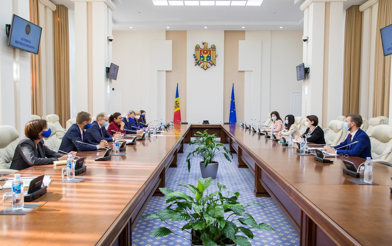 EU Commission approves 36 mln euro post-Covid recovery grant to Moldova