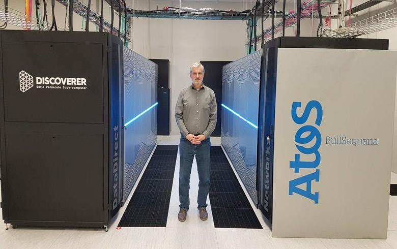 Atos提供保加利亚的第一个超级计算机