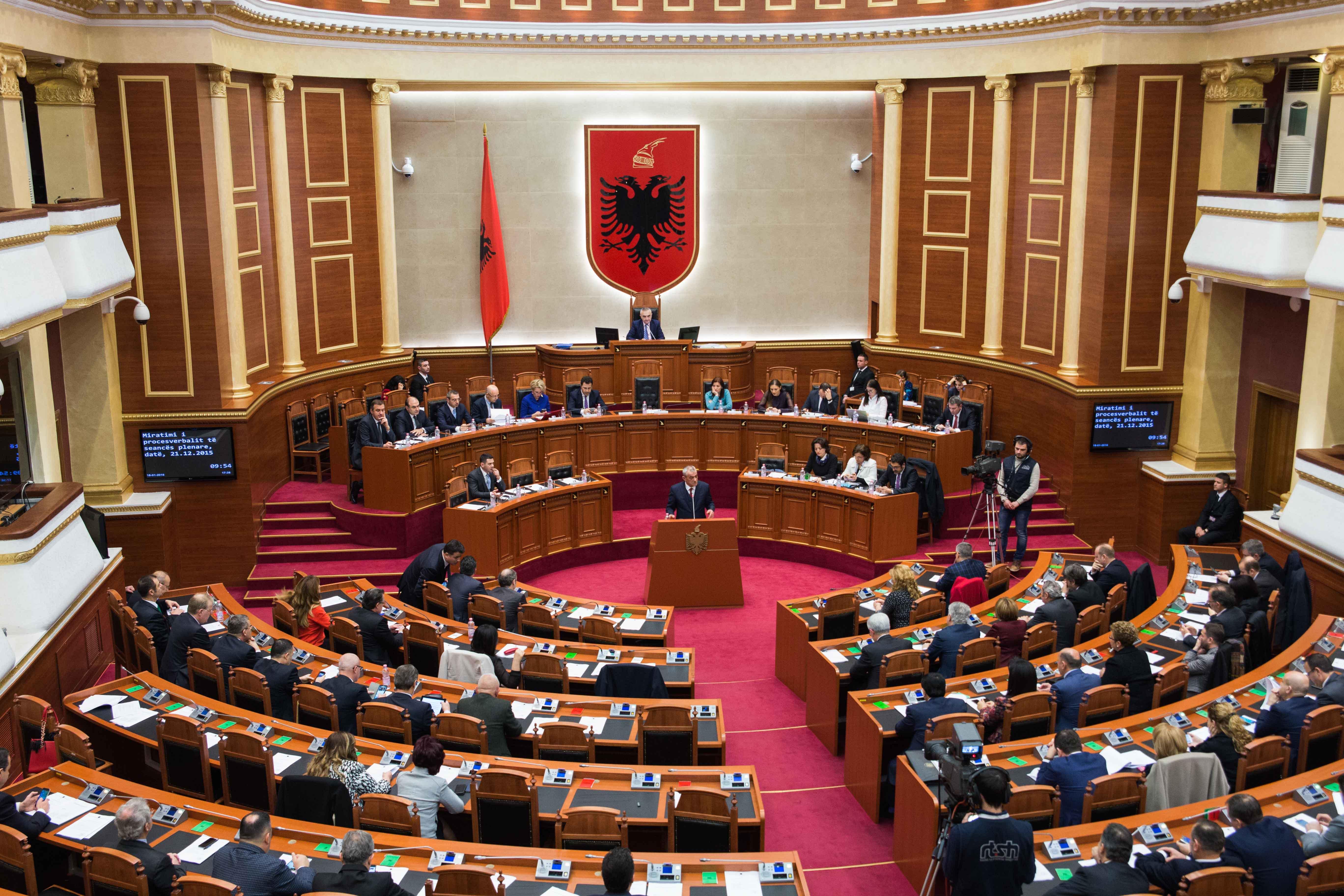 Edi Rama's Socialists win general election in Albania - exit poll