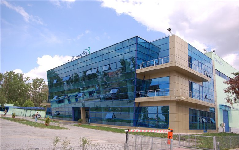 Romania's Farmaceutica Remedia to offer for sale pharmacy network for at least 5 mln euro
