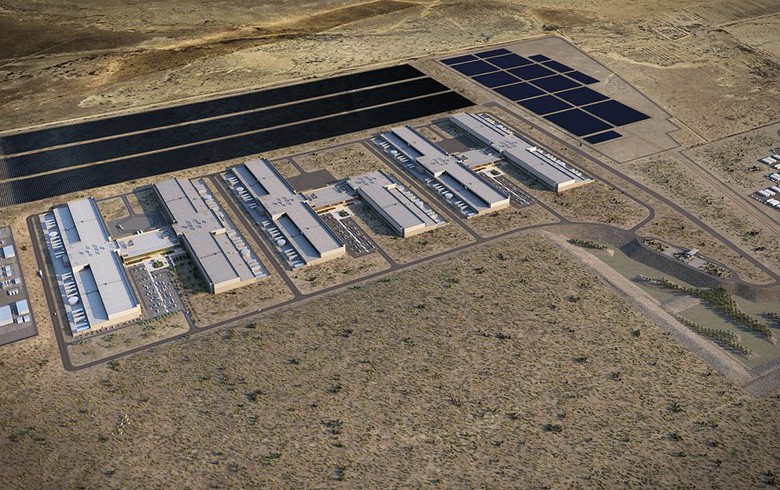 New PV parks of 100 MW to serve Facebook's New Mexico data centre