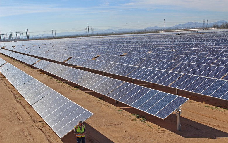 County in Arizona seeks proposals for up to 1.5 GW solar