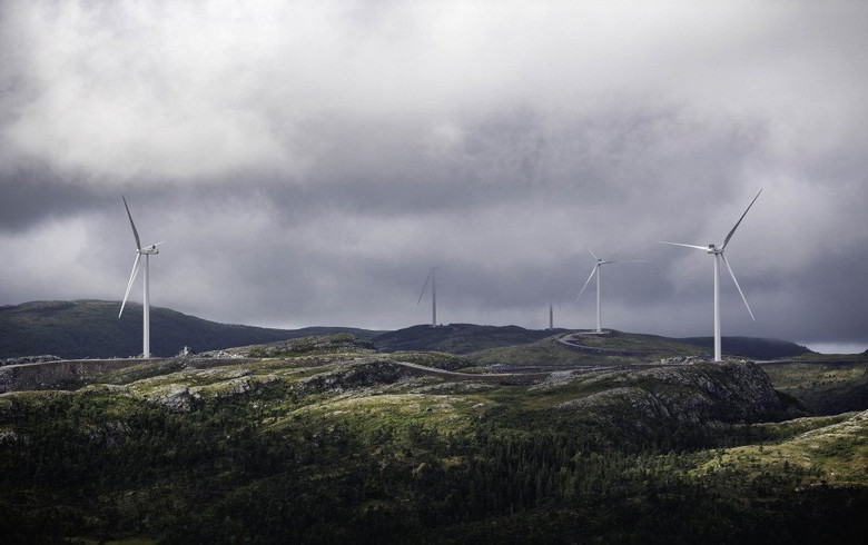 Statkraft's wind business delivers growing underlying EBIT in Q4