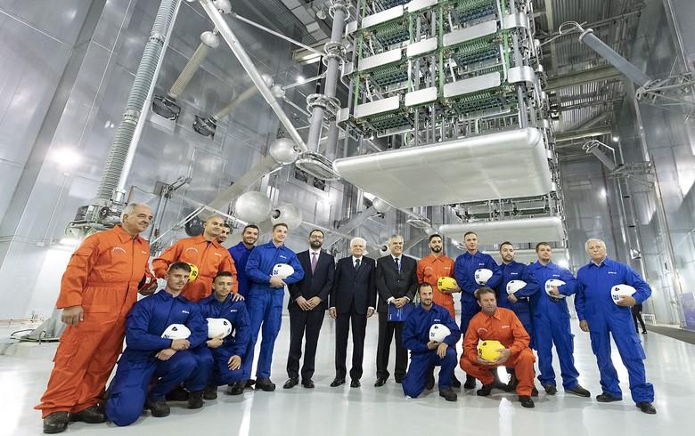 Terna launches Italy-Montenegro undersea power interconnection