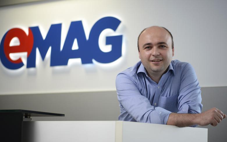 罗马尼亚的Emag报道了黑色星期五销售中的585.7毫升雷(120万欧元)