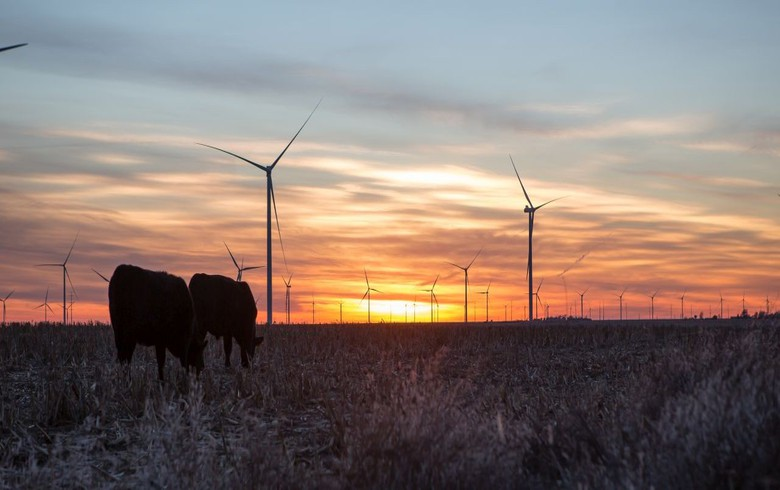 Enel switches on 185-MW wind farm in Illinois